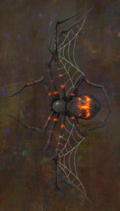 Gw2 arachnophobia shortbow 1