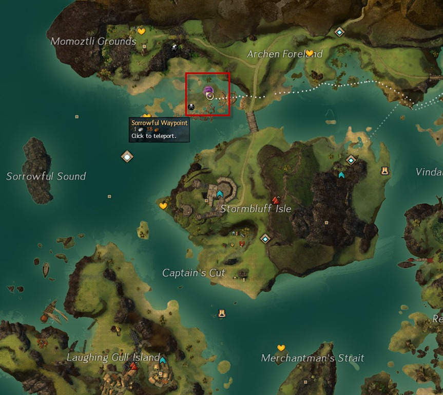 Gw2 live on the edge edge of the mists achievement guide 3