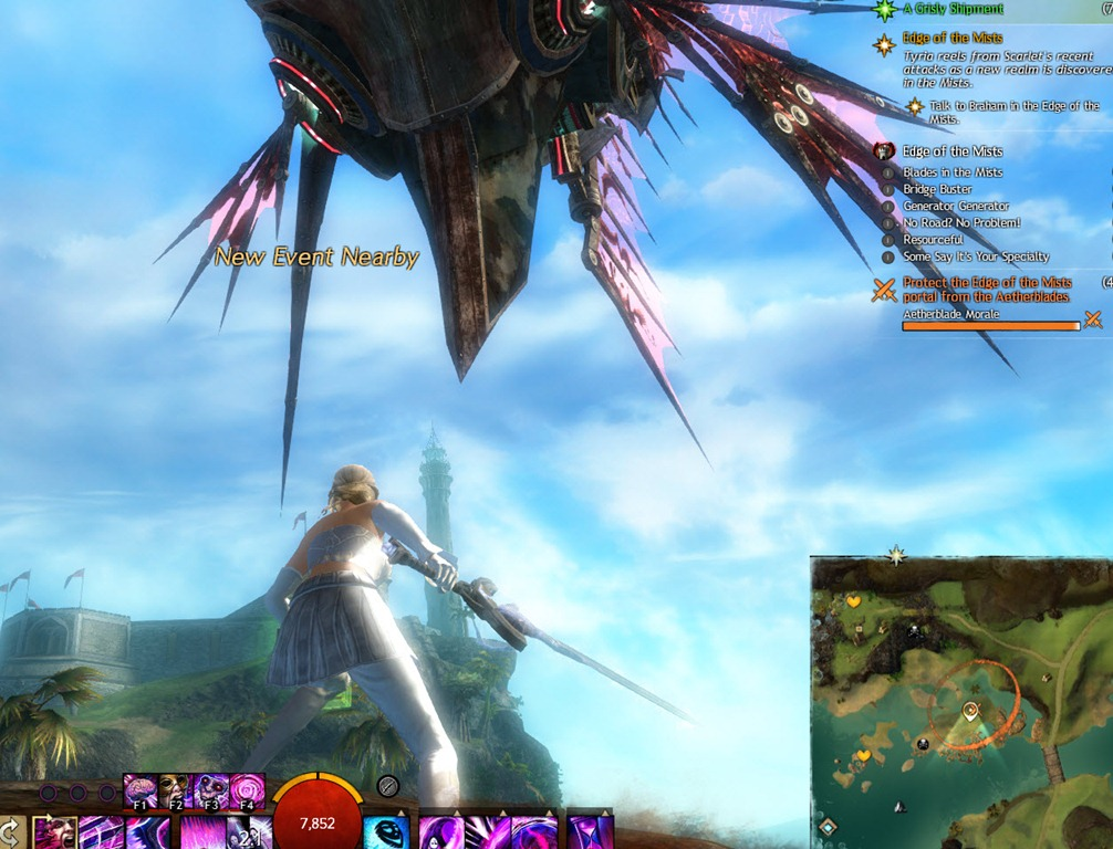 Gw2 live on the edge edge of the mists achievement guide