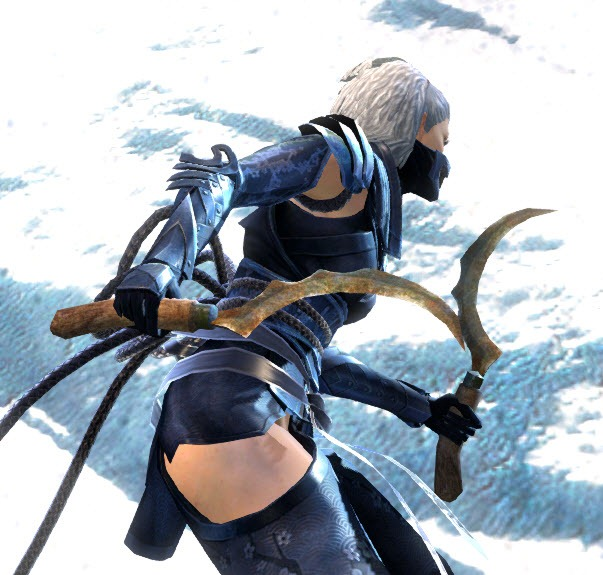 Gw2 reaper of souls dagger 2